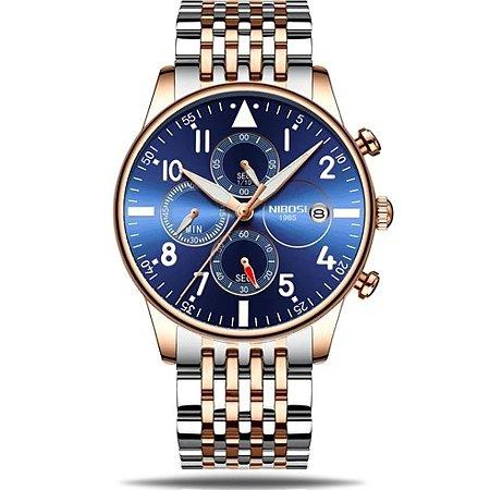 Relógio masculino Nibosi Marshal