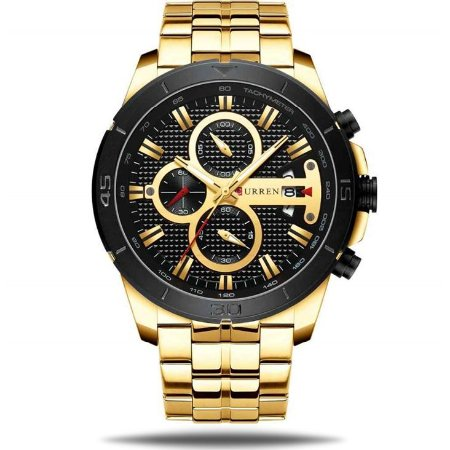 Relógio masculino Curren Zap