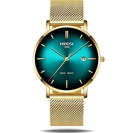 Relógio Nibosi Degrade