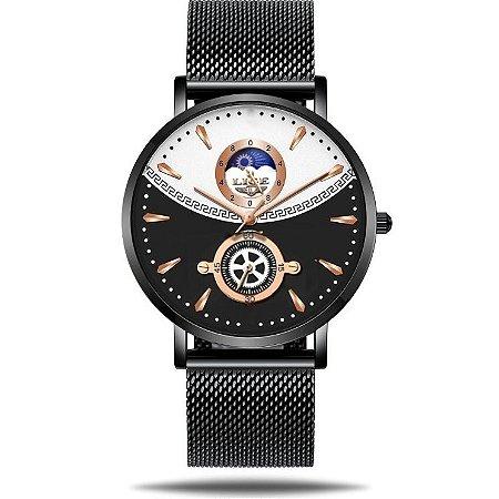 Relógio Lige Ying Yang