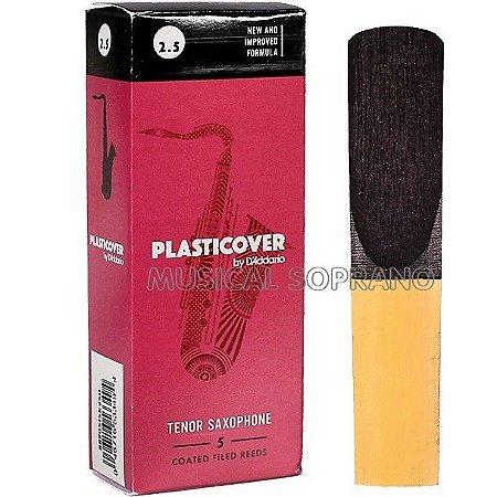 PALHETAS PLASTICOVER PARA SAX TENOR (CAIXA COM 5)