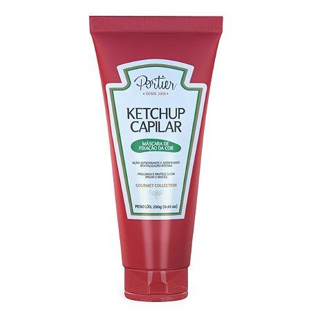 Portier Ketchup Capilar - Máscara de Fixação da Cor 250ml