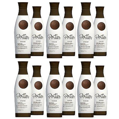 Combo 06 Kits Portier Cacao