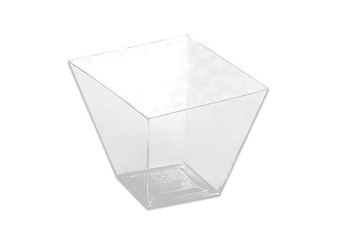Copo Mini Quadratto Cristal 40 ML