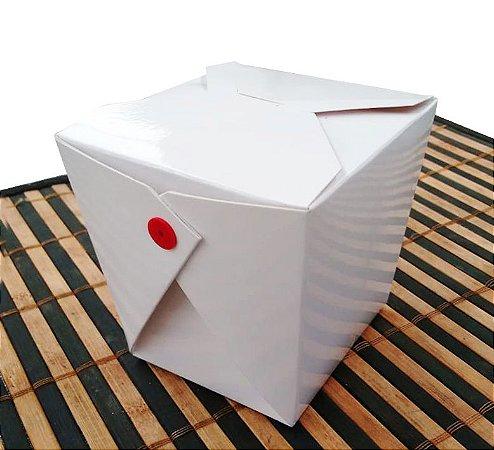 Box 650 em Branco - Pacote c/ 100 unidades