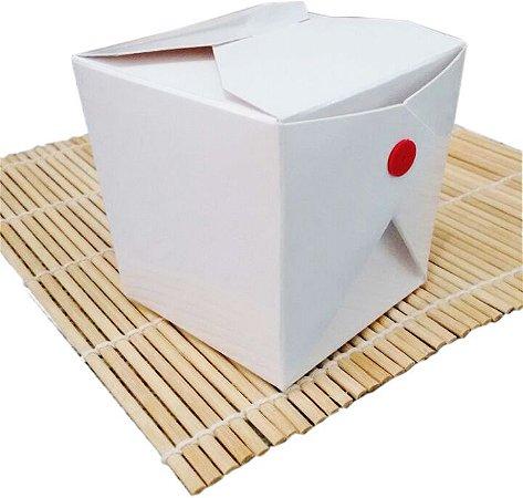 Box 500 em Branco - Pacote c/ 100 unidades