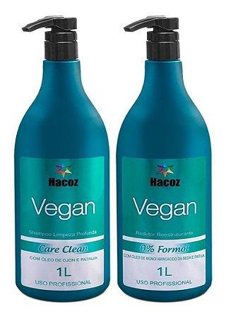 Progressiva Hacoz Vegan