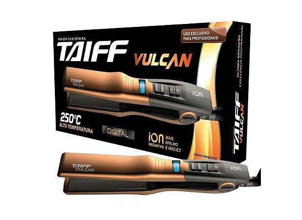 Chapa Profissional Vulcan 250ºc Bivolt Taiff