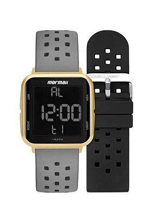 Relógio Mormaii Unissex Mo6600aj/T8a