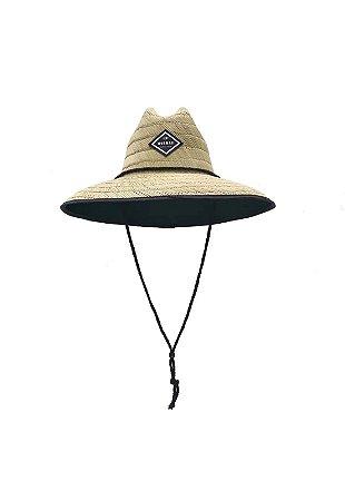 Chapéu De Palha Black Mormaii