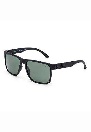 Óculos de sol Monterrey - MORMAII - Preto Fosco