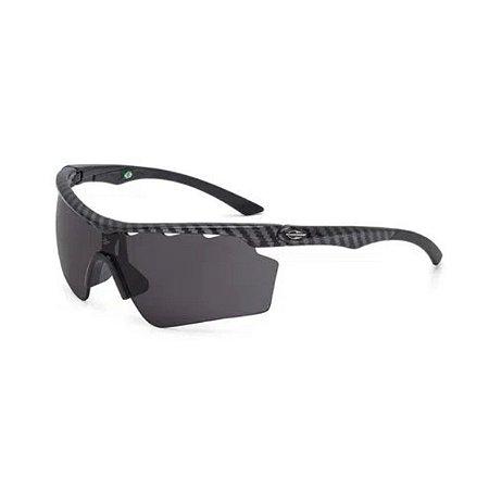 Óculos de Sol Athlon 5 - Mormaii - Preto Carbono