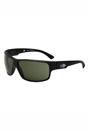 Óculos De Sol Joaca 2- Mormaii - Preto Fosco