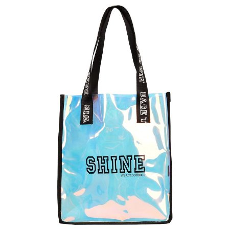 Shopping Bag - Praia Fruta Cor Dare To Win - WJ