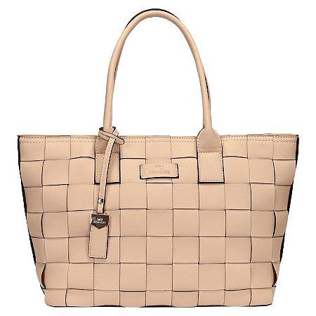 Bolsa Feminina Shopping Bag Grande Trisse Manual - WJ