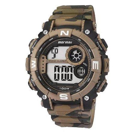 Relógio Digital Mormaii Camuflado Mo12579a8v
