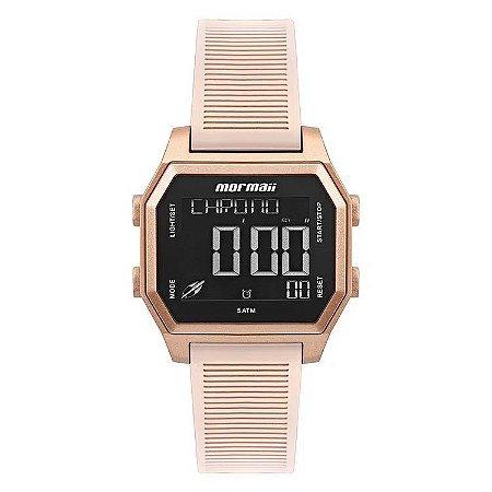Relógio Mormaii Feminino Luau Rosé - Mo3124ae/8j