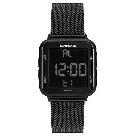 Relógio Digital Mormaii Digi Preto Mo6600ag/8p