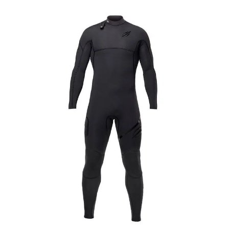 Long John Manga Longa 1mm Flexxxa Pro Uv-Suit Surf Mormaii