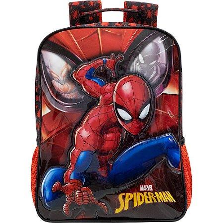 Mochila Infantil Escolar R2 - Spider Man