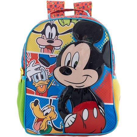 Mochila Infantil Escolar Mickey Mouse R1