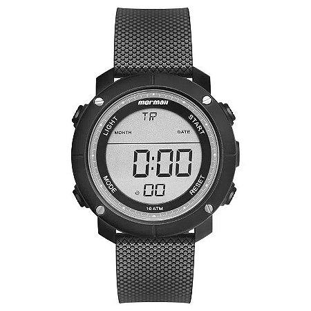 Relógio Digital Mormaii Wave Preto Mo0700aa/8p
