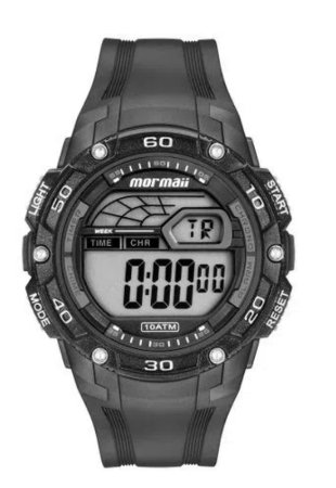 Relógio Digital Mormaii Masculino Wave Mo9670ab/8c