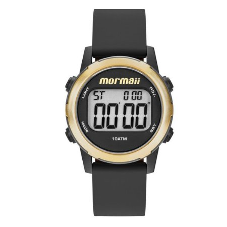 Kit com Relógio de Pulso Mormaii Feminino e Necessaire Neoprene MO3700AA/k8D