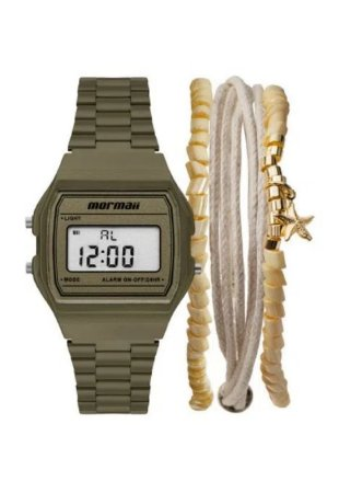 Relógio Feminino Vintage Mormaii - MOJH02BKK8V