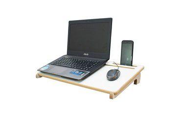 Mesa com suporte para Notebook - Madeira Mdf