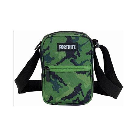 Shoulder Bag - Fortnite - Camuflada - 9977