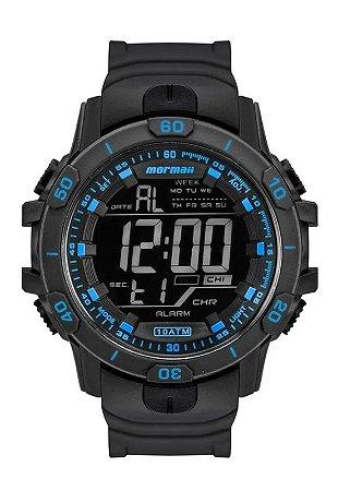 Relógio Digital Mormaii Action Preto Mo3690ab/8a