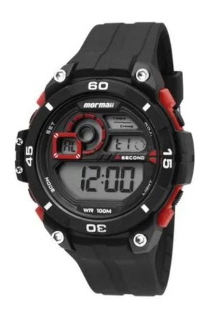 Relógio Digital Mormaii Mo20198r