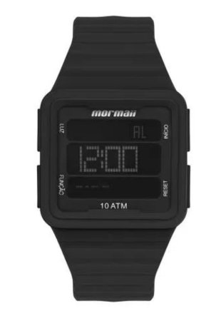 Relógio Digital Masculino Mormaii Action