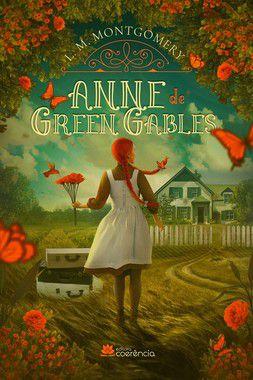 Anne de Green Gables ( Com marcador de páginas de Green Gables/régua)
