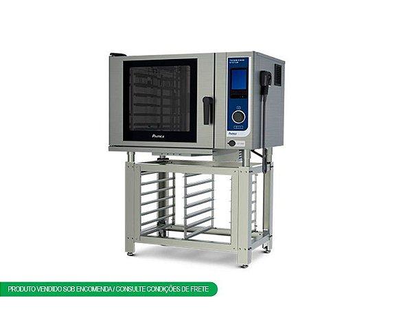 Forno Combinado Technicook System Modelo TSC6 com Base