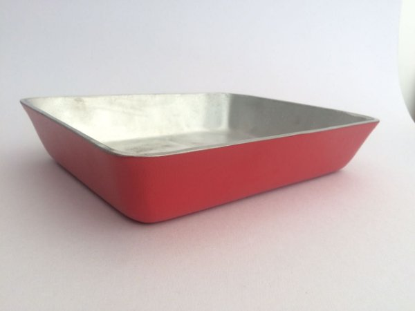 Travessa de Alumínio Fundido 26,5 x 32,5 x 6,5cm (GN 1/2)