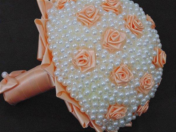 Buque de noiva flores