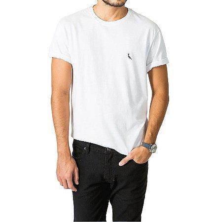 Camiseta Gola O - 1 UN Variadas
