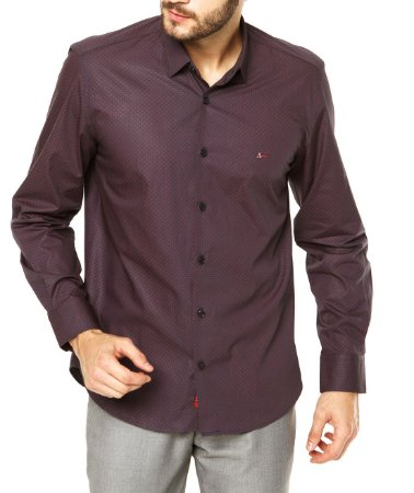 Camisas Sociais Masculinas - Marcas Variadas