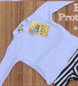 Camisa Proteção UV Infantil (Escolha a Cor ) Cod:PUV116 - Ler Descrição