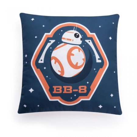 Almofada Decorativa Star Wars Ludi Força BB8