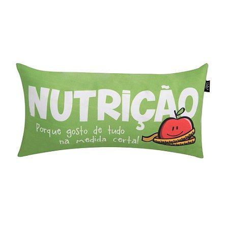 Almofada Profissões Nutrição