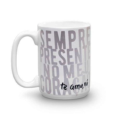 Caneca Te Amo Vô 443ml