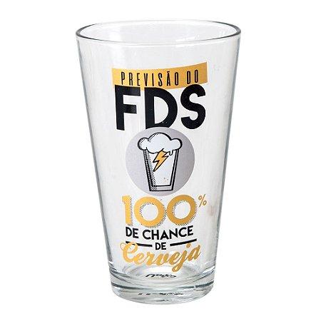 Copo Drink Previsão do Tempo 300ml