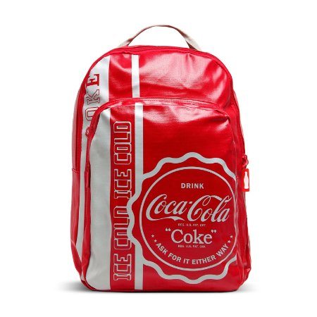 Mochila Escolar Para Notebook Coca-Cola Collegiate