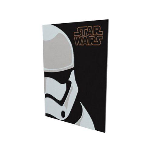 Quadro Decorativo Geek Alto Relevo Laca Star Wars Stormtroopers