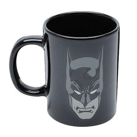 Mini Caneca Geek DC Comics Batman Dark Face 135ml