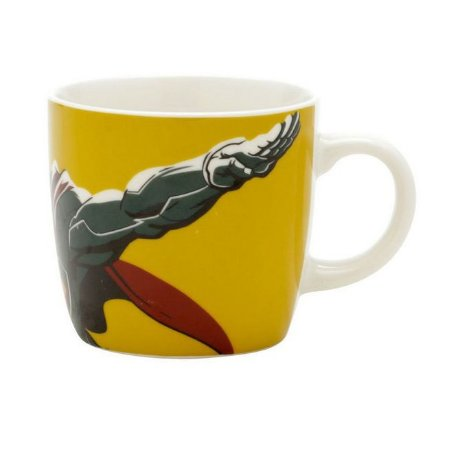 Caneca Criativa Porcelana DC Comics Superman 330ml