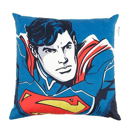 Capa de Almofada DC Comics Superman 45x45cm